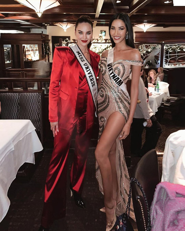 Hoàng Thùy thi Miss Universe:  - Ảnh 7.