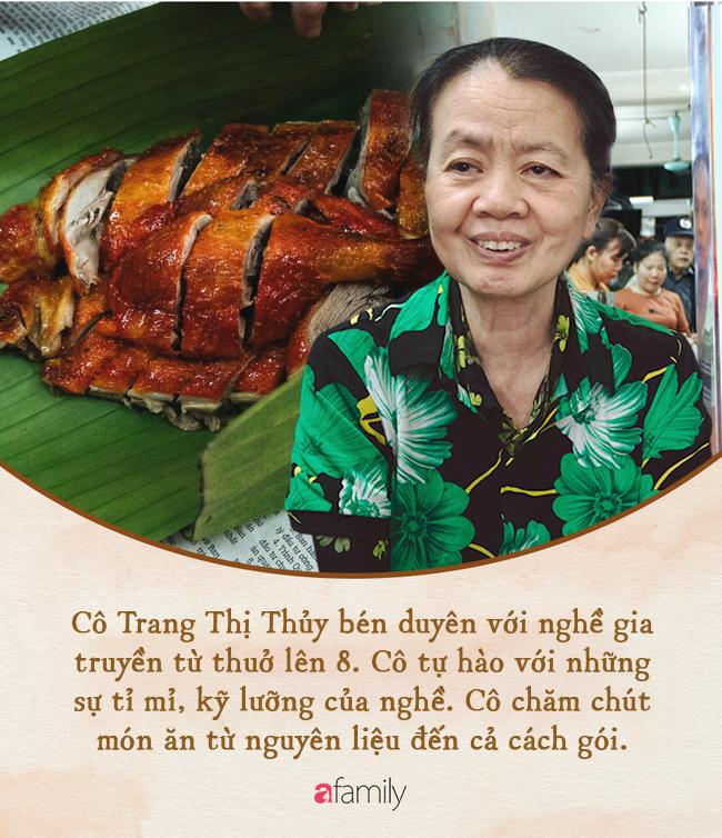"""""""Bí mật thành công"""" của hàng thịt quay lâu đời nhất Hà Nội, hơn 50 năm vẫn khiến khách xếp hàng dài như trẩy hội - Ảnh 9."""