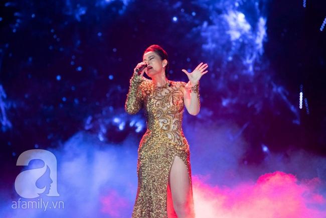 Hát live siêu đỉnh ở Chung kết Hoa hậu Hoàn vũ Việt Nam 2019, Thu Minh đoán trúng phóc Khánh Vân là Hoa hậu  - Ảnh 6.
