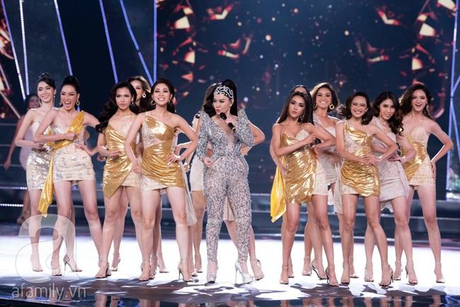 Hát live siêu đỉnh ở Chung kết Hoa hậu Hoàn vũ Việt Nam 2019, Thu Minh đoán trúng phóc Khánh Vân là Hoa hậu  - Ảnh 3.