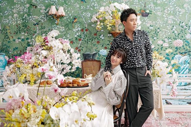 """Đã 2 năm kể từ ngày """"góp gạo thổi cơm chung"""", cuộc sống hôn nhân của Trấn Thành và Hari Won thay đổi ra sao? - Ảnh 3."""