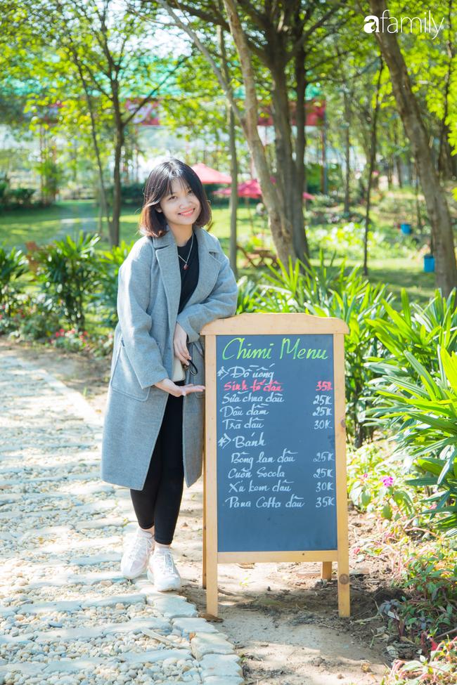 Cuối tuần ở Hà Nội chưa biết đi đâu chơi, bố mẹ đừng ngại chở các bé tới ngay vườn dâu xinh mới mở để thỏa thích khám phá - Ảnh 14.