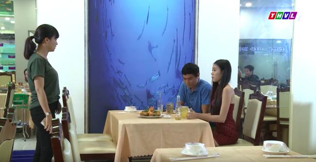"""""""Không lối thoát"""" tập 29: Anh trai Minh cặp kè sờ mó gái ngành, bỏ rơi cả Linh - Lê Bê La - Ảnh 4."""