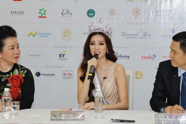 """Bị chê ứng xử """"nhạt"""", Tân Hoa hậu Hoàn vũ Việt Nam lên tiếng đáp trả - Ảnh 4."""