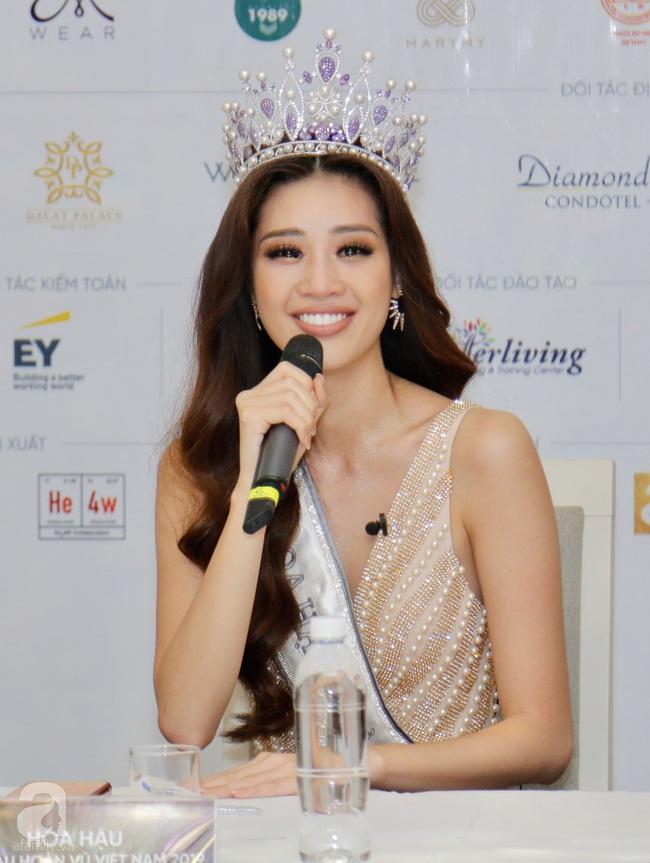 Động thái đầu tiên của Tân Hoa hậu Nguyễn Trần Khánh Vân trên mạng xã hội sau 2 ngày đăng quang - Ảnh 3.