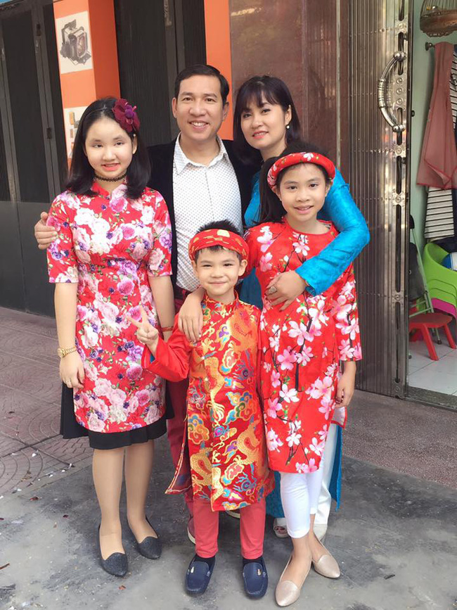 """Các con của Quang Thắng """"mũi to"""": Ngoại hình nhiều nét lém lỉnh giống bố, được nam diễn viên định hướng theo cách đặc biệt  - Ảnh 2."""