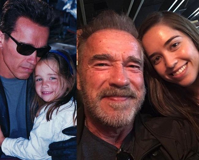 """Ông bố ngôi sao """"Kẻ hủy diệt"""" Arnold Schwarzenegger – Được mệnh danh ông bố quốc dân chẳng kém sao Hàn - Ảnh 7."""