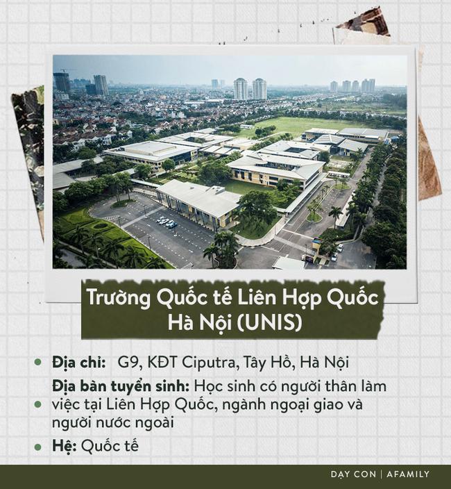 Danh sách 16 trường tiểu học tại quận Tây Hồ: Nổi tiếng nhất với ngôi trường Chu Văn An và trường có học phí đắt nhất UNIS - Ảnh 15.