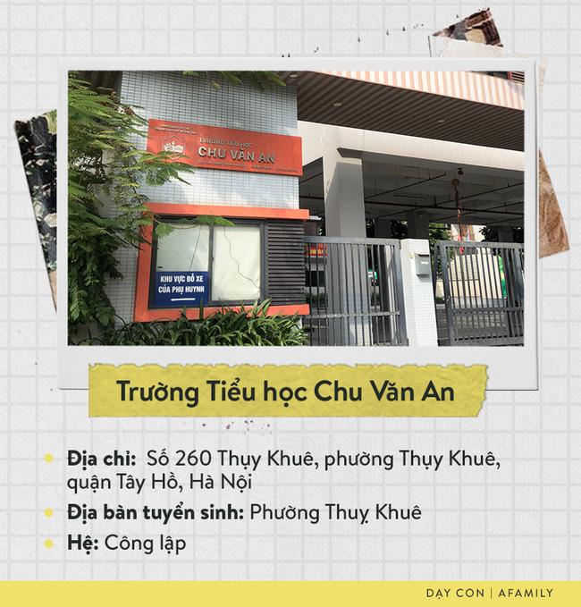 Danh sách 16 trường tiểu học tại quận Tây Hồ: Nổi tiếng nhất với ngôi trường Chu Văn An và trường có học phí đắt nhất UNIS - Ảnh 3.