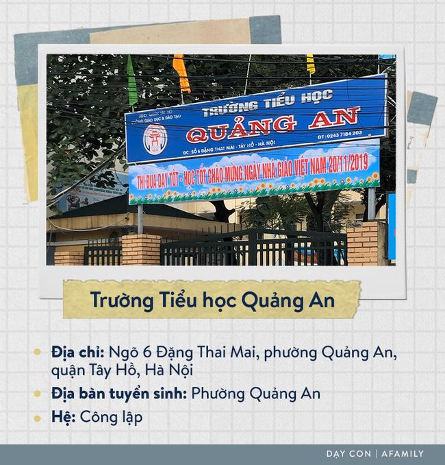 Danh sách 16 trường tiểu học tại quận Tây Hồ: Nổi tiếng nhất với ngôi trường Chu Văn An và trường có học phí đắt nhất UNIS - Ảnh 7.