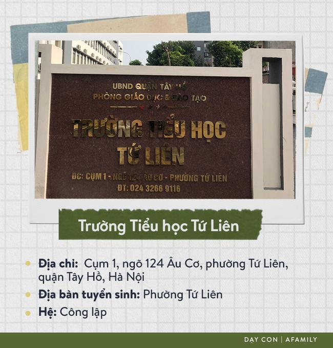 Danh sách 16 trường tiểu học tại quận Tây Hồ: Nổi tiếng nhất với ngôi trường Chu Văn An và trường có học phí đắt nhất UNIS - Ảnh 8.