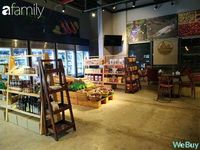 Muốn ăn thực phẩm sạch, mời chị em Sài Gòn tham khảo 3 cái tên chất lượng dưới đây - Ảnh 2.