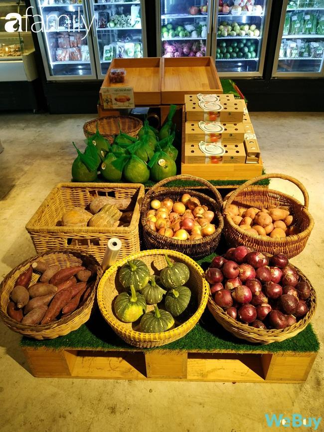 Muốn ăn thực phẩm sạch, mời chị em Sài Gòn tham khảo 3 cái tên chất lượng dưới đây - Ảnh 3.
