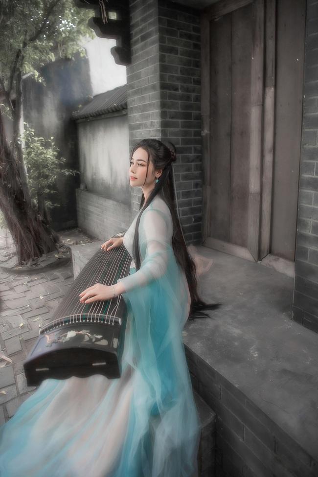 """Sau khi gây bão với """"Tiếng sét trong mưa"""", Nhật Kim Anh tung ảnh cổ trang, bất ngờ hóa tiên nữ - Ảnh 8."""