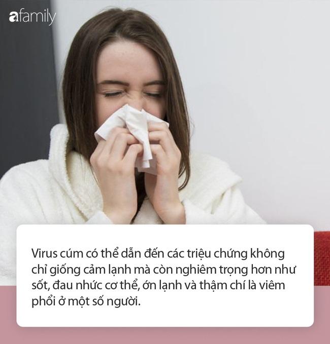 Những bí quyết giúp bạn có thể vượt qua mùa cảm cúm và cảm lạnh dễ dàng - Ảnh 3.