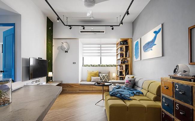 Vợ chồng trẻ hào phóng chi tiền để cải tạo căn hộ 20 năm tuổi trở nên đẹp như ý muốn - Ảnh 4.