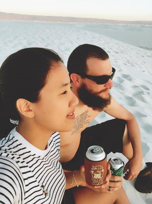 Cô gái Việt với album ảnh Tôi có yêu một người ở thanh xuân về hành trình 18.000 km xuyên nước Mỹ đẹp phát sốt - Ảnh 6.