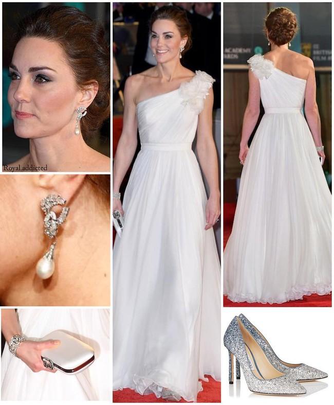Diện đầm công chúa, Kate Middleton không chỉ đẹp mà còn sang chảnh mãn nhãn và khiến dân tình cảm động vì 1 điều - Ảnh 7.