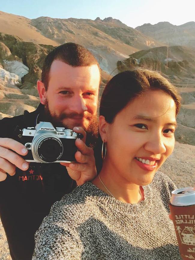 Cô gái Việt với album ảnh Tôi có yêu một người ở thanh xuân về hành trình 18.000 km xuyên nước Mỹ đẹp phát sốt - Ảnh 1.