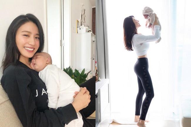 Mỹ nhân TVB chia sẻ cách lấy lại dáng thon gọn sau sinh như gái còn son chỉ với 3 bí quyết cực đơn giản - Ảnh 1.