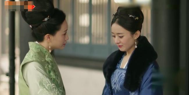 Tình tiết đau lòng nhất Minh Lan truyện fan nhất định đừng xem: Phùng Thiệu Phong đòi ly dị Triệu Lệ Dĩnh  - Ảnh 6.
