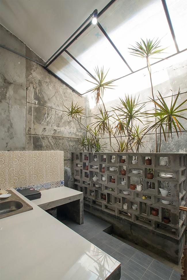Ngôi nhà sử dụng vật liệu tái chế mang tinh thần hơi hướng toàn cầu, thấu hiểu địa phương cho người thu nhập thấp - Ảnh 15.