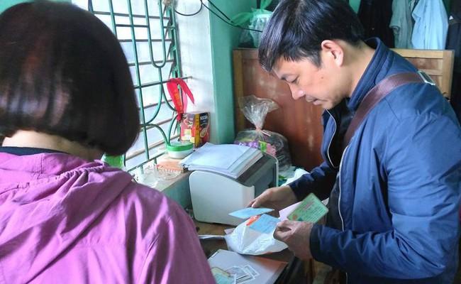 Vụ nữ sinh ở Điện Biên bị sát hại: Khởi tố vụ án, khám xét nhà đối tượng đi xe tải có dính máu của nạn nhân - Ảnh 1.