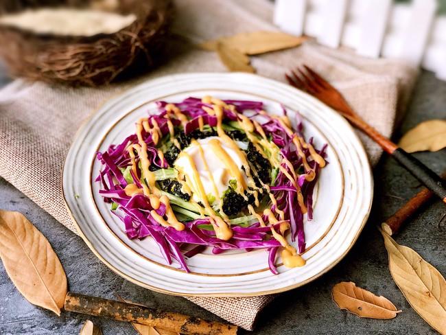Mỗi ngày đi làm tôi đều mang theo món salad này ăn trưa, ăn hoài cả tuần cũng không chán - Ảnh 5.