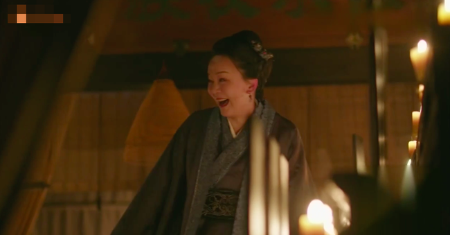 Minh Lan truyện: Bà mẹ kế này cả đời làm hại Phùng Thiệu Phong, nhưng khi phóng hỏa tự thiêu, ai cũng xót xa bật khóc  - Ảnh 8.