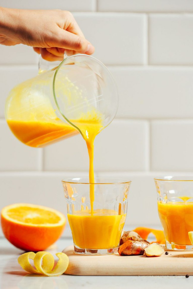 Tác dụng nước cam: Tăng tác dụng nước cam gấp 10 lần nhờ bí kíp này - Ảnh 3.