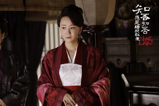 Minh Lan truyện: Bà mẹ kế này cả đời làm hại Phùng Thiệu Phong, nhưng khi phóng hỏa tự thiêu, ai cũng xót xa bật khóc  - Ảnh 3.