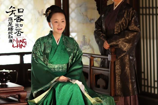 Minh Lan truyện: Bà mẹ kế này cả đời làm hại Phùng Thiệu Phong, nhưng khi phóng hỏa tự thiêu, ai cũng xót xa bật khóc  - Ảnh 1.