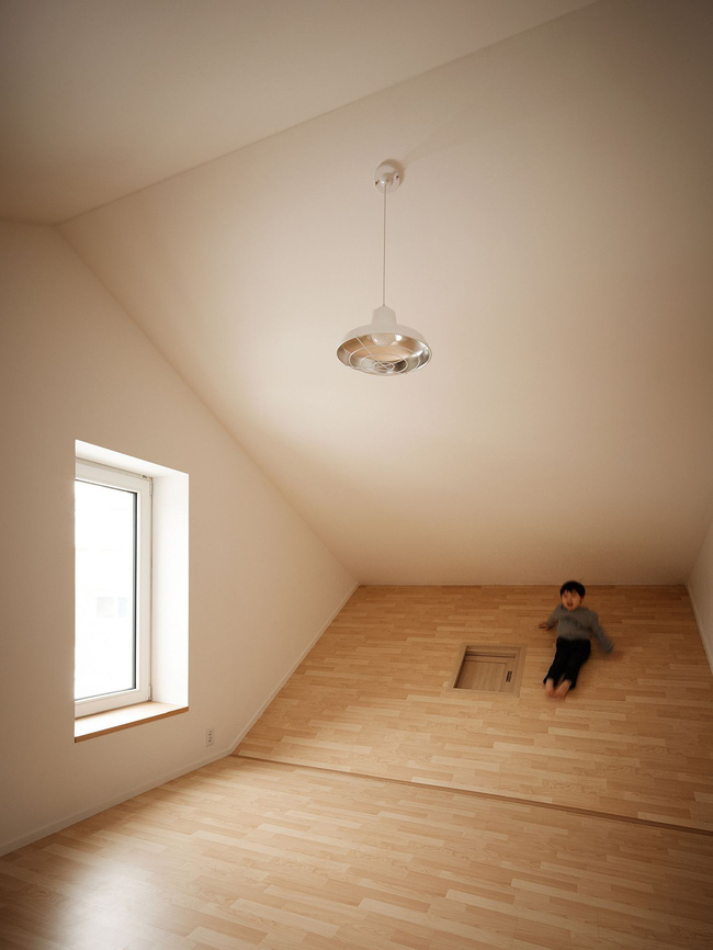 Ngắm ngôi nhà đa thế hệ được thiết kế thông minh lại tiết kiệm chi phí, chiều lòng tất cả các thành viên trong gia đình ở Hàn Quốc - Ảnh 9.