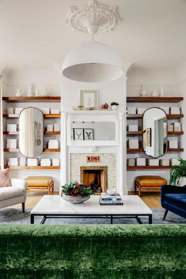 Những mẫu bàn trà cỡ lớn dành riêng cho căn phòng khách rộng rãi của gia đình - Ảnh 6.