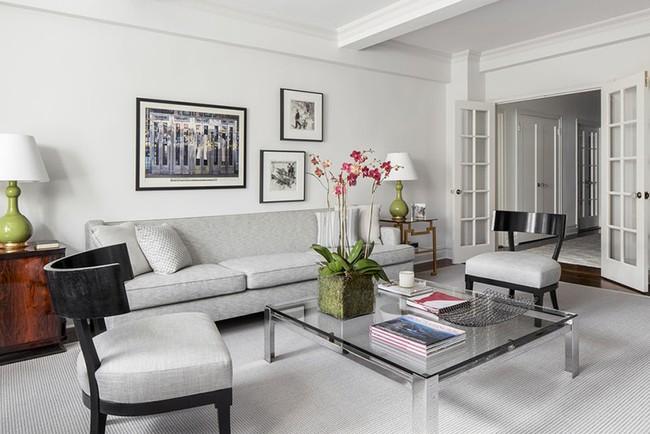 Những mẫu bàn trà cỡ lớn dành riêng cho căn phòng khách rộng rãi của gia đình - Ảnh 8.