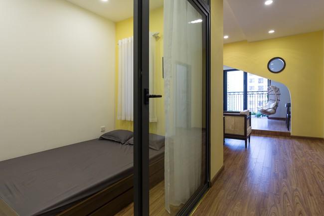 Cần hiện đại nhưng mê chất Việt xưa, chủ nhân căn hộ 73m² ở Minh Khai, Hà Nội đã chi 270 triệu để biến giấc mơ thành sự thực - Ảnh 16.