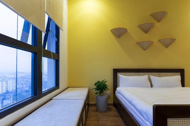 Cần hiện đại nhưng mê chất Việt xưa, chủ nhân căn hộ 73m² ở Minh Khai, Hà Nội đã chi 270 triệu để biến giấc mơ thành sự thực - Ảnh 15.