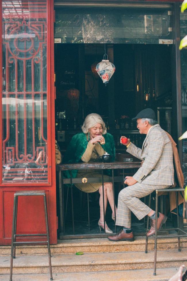 Trong tim có hoài bão, 80 tuổi vẫn là thanh xuân - bộ ảnh chứng minh tuổi yêu nào cũng có thể mộng mơ gây sốt MXH - Ảnh 4.