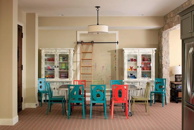 Gợi ý cách thiết kế không gian vui chơi cho trẻ dù nhà bạn nhỏ đến thế nào đi nữa - Ảnh 2.
