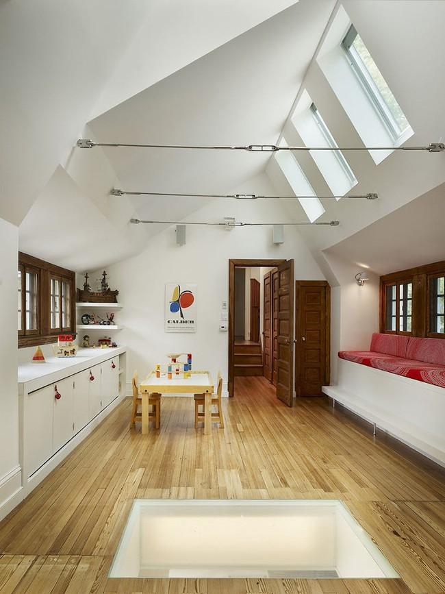 Gợi ý cách thiết kế không gian vui chơi cho trẻ dù nhà bạn nhỏ đến thế nào đi nữa - Ảnh 4.