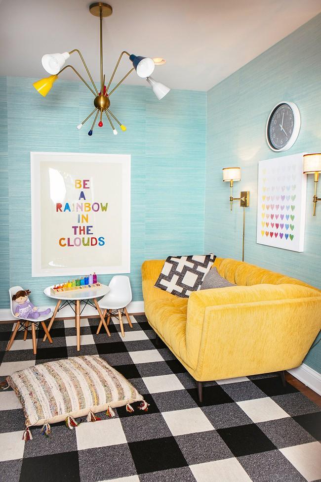 Gợi ý cách thiết kế không gian vui chơi cho trẻ dù nhà bạn nhỏ đến thế nào đi nữa - Ảnh 7.