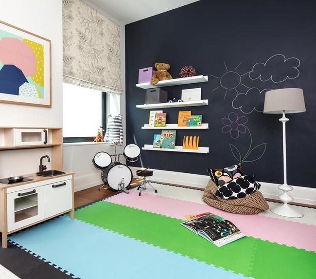 Gợi ý cách thiết kế không gian vui chơi cho trẻ dù nhà bạn nhỏ đến thế nào đi nữa - Ảnh 8.