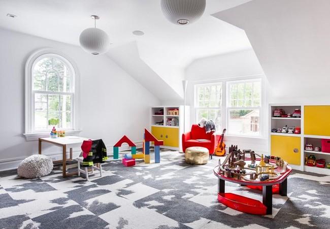 Gợi ý cách thiết kế không gian vui chơi cho trẻ dù nhà bạn nhỏ đến thế nào đi nữa - Ảnh 11.