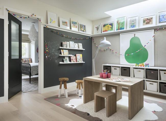 Gợi ý cách thiết kế không gian vui chơi cho trẻ dù nhà bạn nhỏ đến thế nào đi nữa - Ảnh 12.