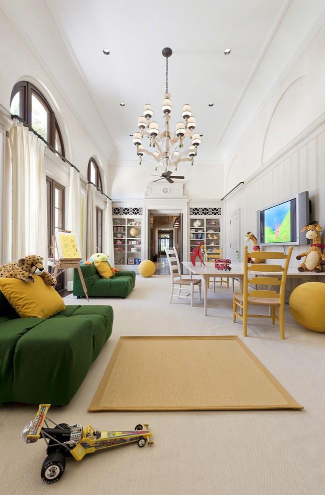 Gợi ý cách thiết kế không gian vui chơi cho trẻ dù nhà bạn nhỏ đến thế nào đi nữa - Ảnh 13.