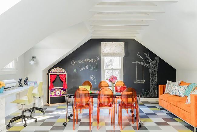 Gợi ý cách thiết kế không gian vui chơi cho trẻ dù nhà bạn nhỏ đến thế nào đi nữa - Ảnh 15.