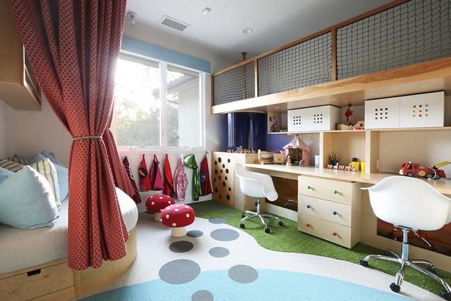 Gợi ý cách thiết kế không gian vui chơi cho trẻ dù nhà bạn nhỏ đến thế nào đi nữa - Ảnh 16.