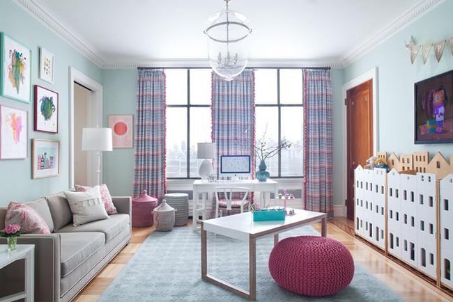 Gợi ý cách thiết kế không gian vui chơi cho trẻ dù nhà bạn nhỏ đến thế nào đi nữa - Ảnh 17.