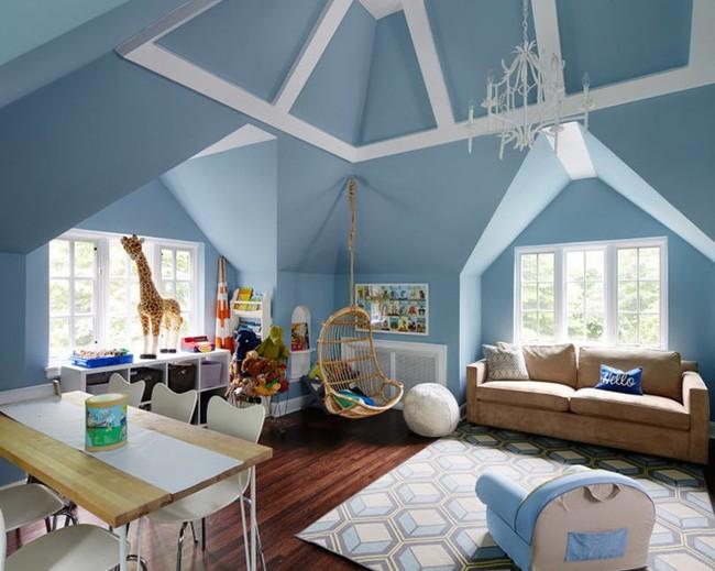 Gợi ý cách thiết kế không gian vui chơi cho trẻ dù nhà bạn nhỏ đến thế nào đi nữa - Ảnh 20.