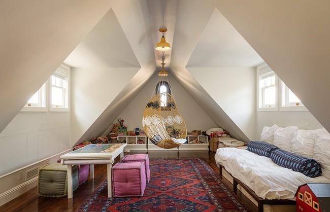 Gợi ý cách thiết kế không gian vui chơi cho trẻ dù nhà bạn nhỏ đến thế nào đi nữa - Ảnh 21.